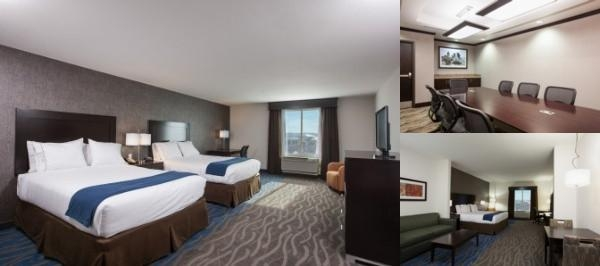 Holiday Inn Express & Suites Overland Park photo collage