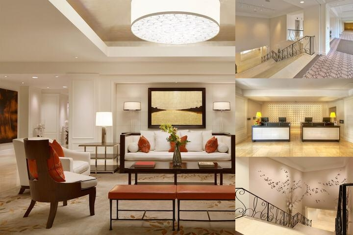 The H Hotel photo collage