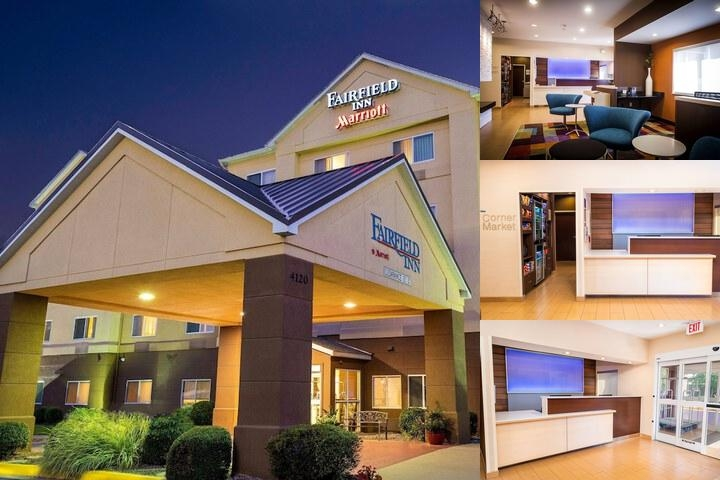 Fairfield Inn Little Rock North photo collage
