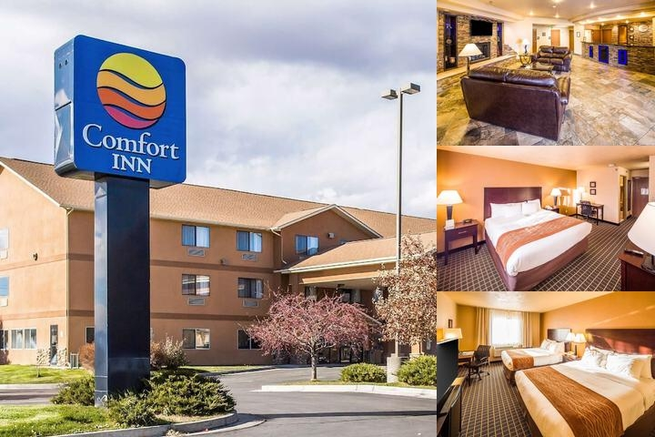 Comfort Inn Gunnison / Crested Butte photo collage