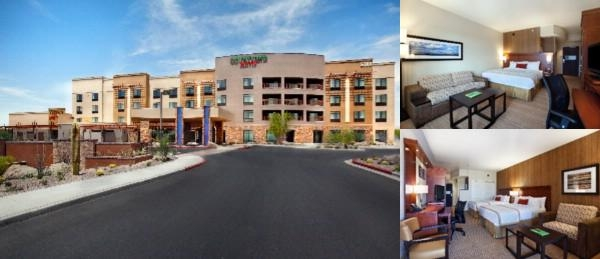 Courtyard by Marriott Scottsdale Salt River photo collage