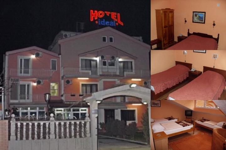 Hotel Ideal photo collage