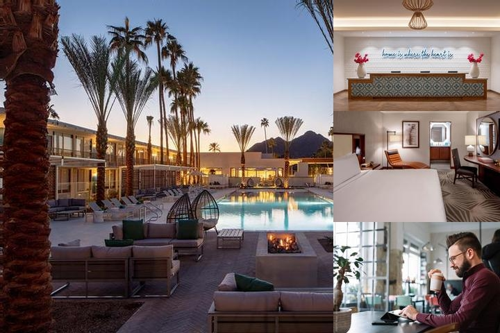 Days Hotel Scottsdale photo collage