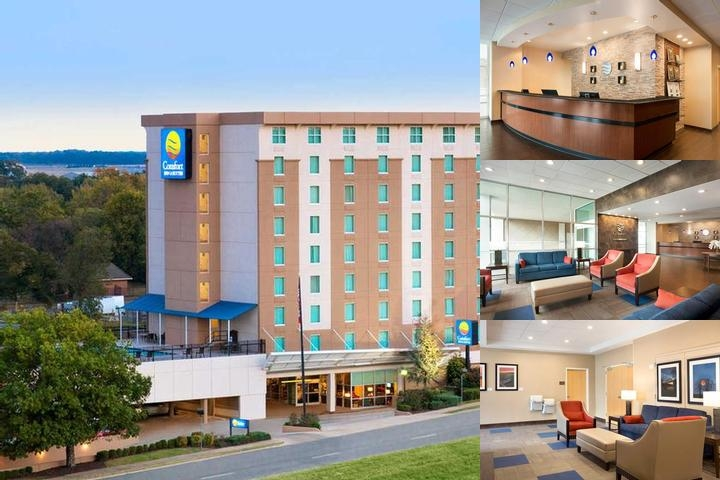 Comfort Inn & Suites Presidential photo collage