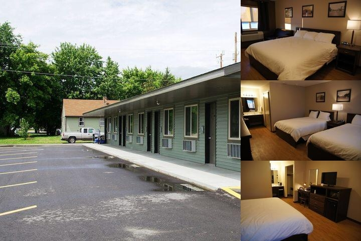 Eden Valley Motel photo collage