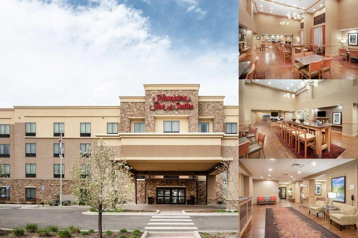 Hampton Inn & Suites Denver South Ridgegate photo collage