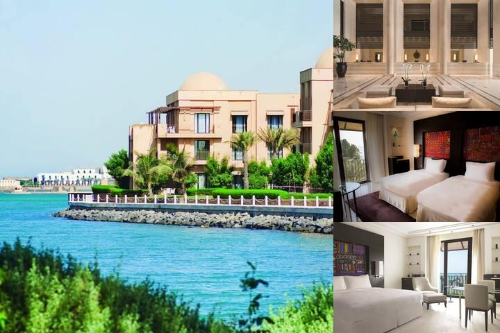 Park Hyatt Jeddah Marina Club & Spa photo collage