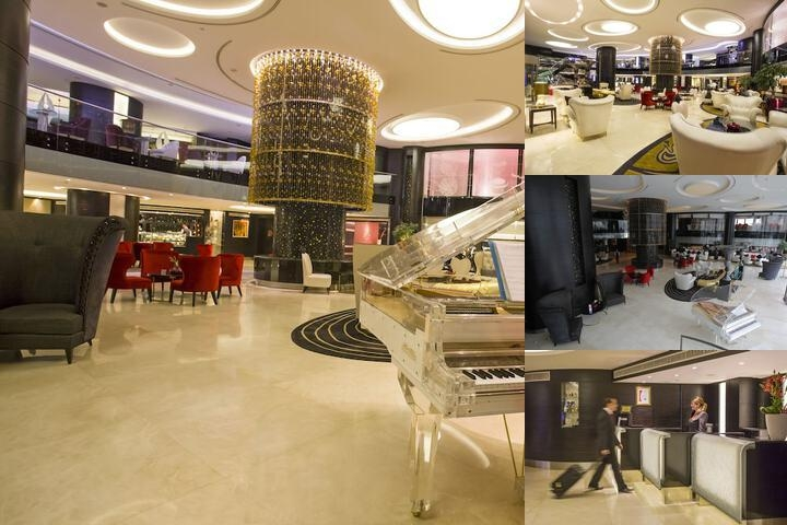 Grand Millennium Amman Hotel photo collage