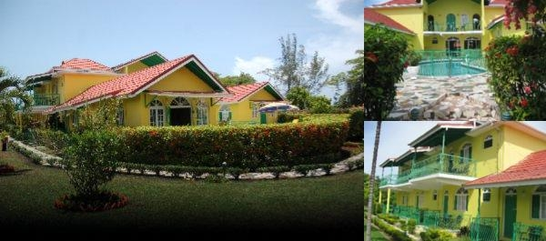 Villa Sonate photo collage