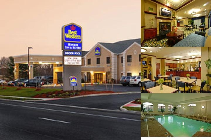 Best Western Monroe Inn & Suites photo collage