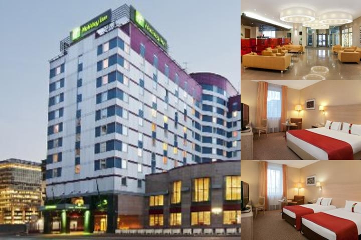 Holiday Inn Lesnaya photo collage