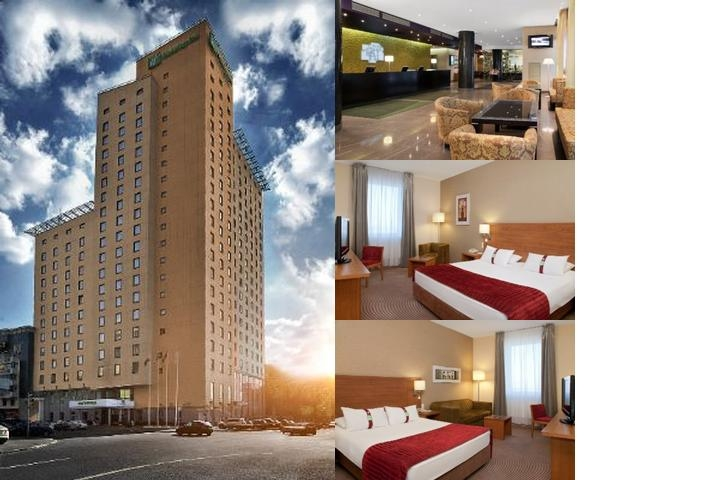 Holiday Inn Suschevsky photo collage