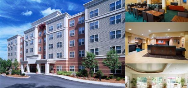 Residence Inn Boston Framingham photo collage