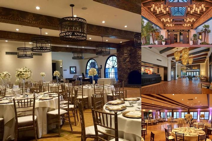 Hyatt Santa Barbara photo collage