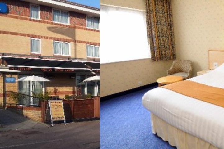 Ramada London Finchley photo collage