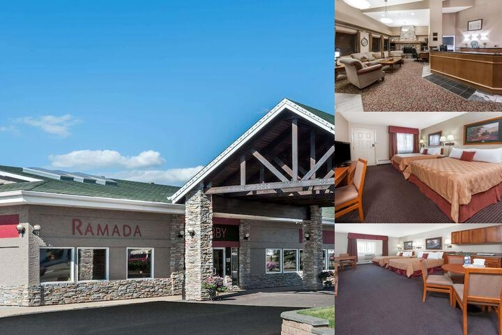Ramada Stony Plain Hotel & Suites photo collage