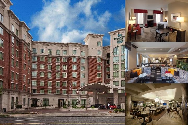 Homewood Suites by Hilton Nashville Vanderbilt photo collage