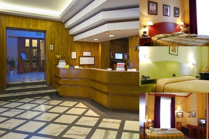 Hotel Milani photo collage