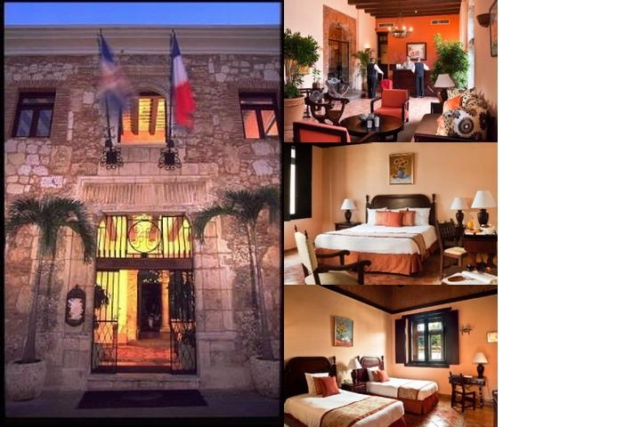 Hostal Nicolas De Ovando Santo Domingo Mgallery Co photo collage