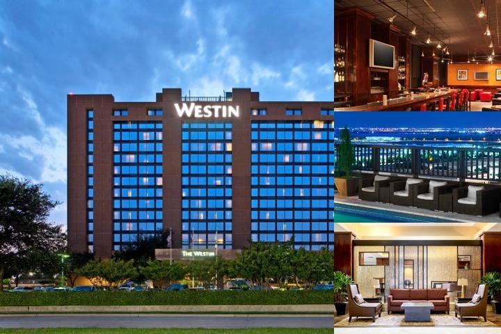 Westin Dallas Fort Worth Airport photo collage