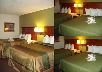 Rodeway Inn & Suites Music City photo collage