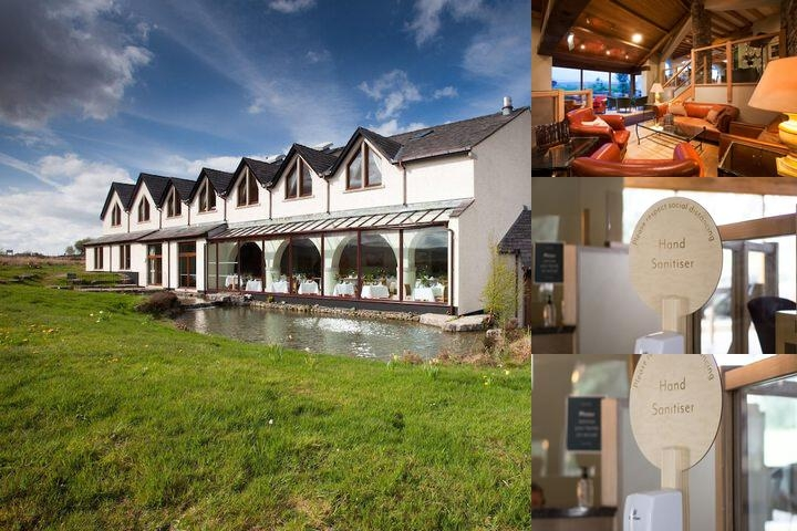Tebay Services Hotel photo collage