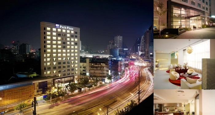 Park Plaza Sukhumvit Bangkok photo collage