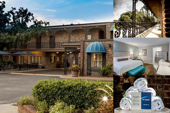 Best Western Sea Island Inn photo collage