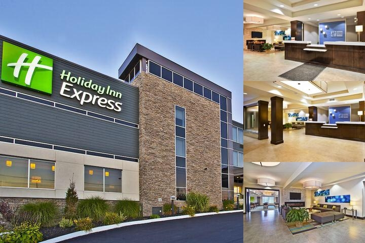 Holiday Inn Express Sault Ste Marie photo collage