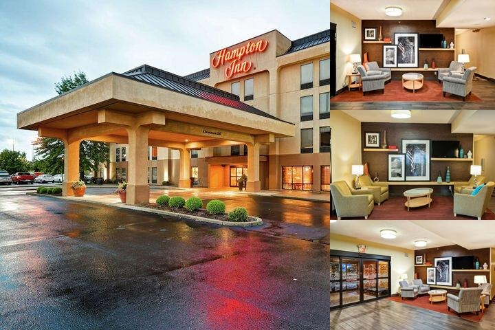 Hampton Inn Louisville Airport photo collage