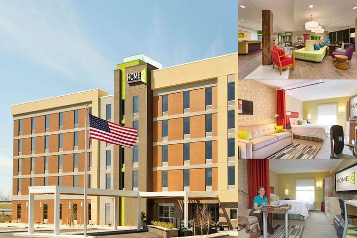 Brand New Home2 Suites by Hilton Aberdeen photo collage