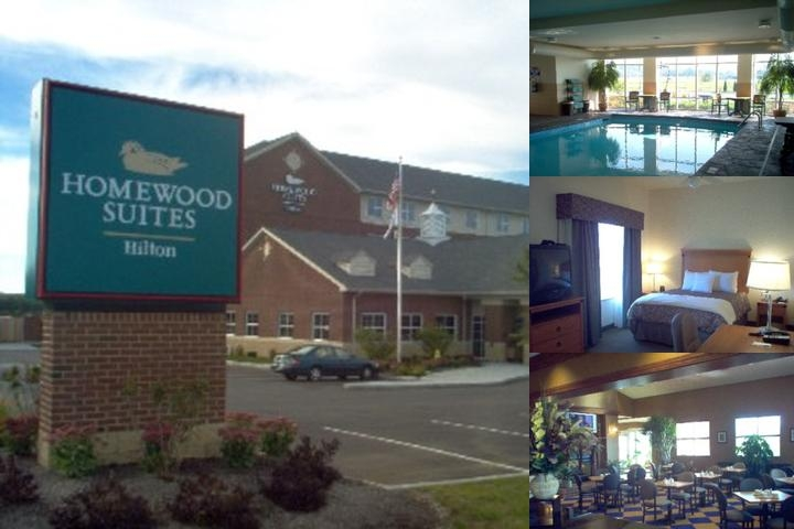 Homewood Suites Cincinnati / Milford photo collage