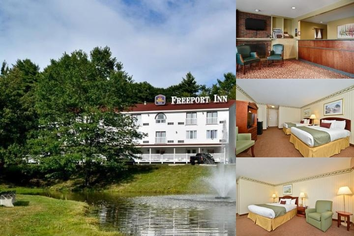 Best Western Freeport Inn photo collage