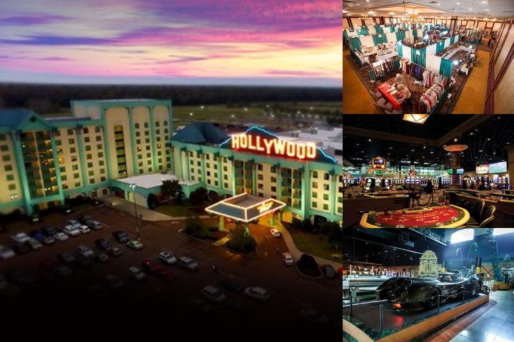 Hollywood Casino Tunica photo collage