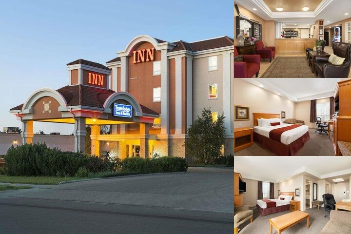 Travelodge Inn & Suites Spruce Grove photo collage