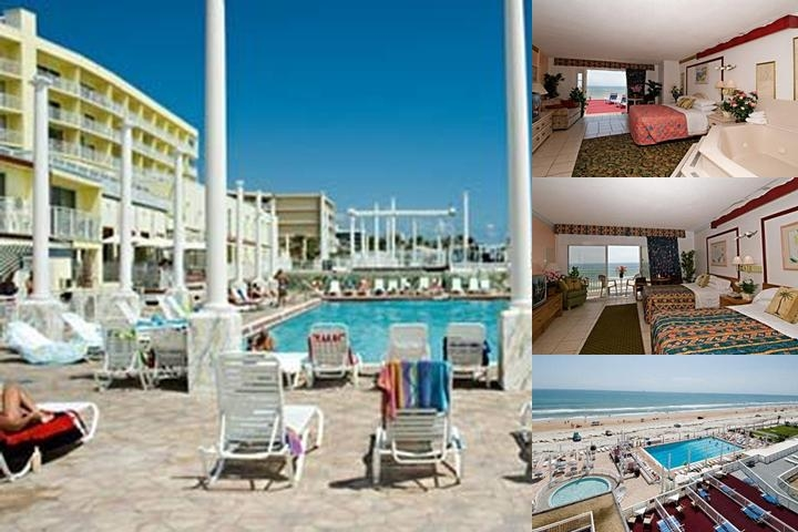 Desert Inn Resort photo collage