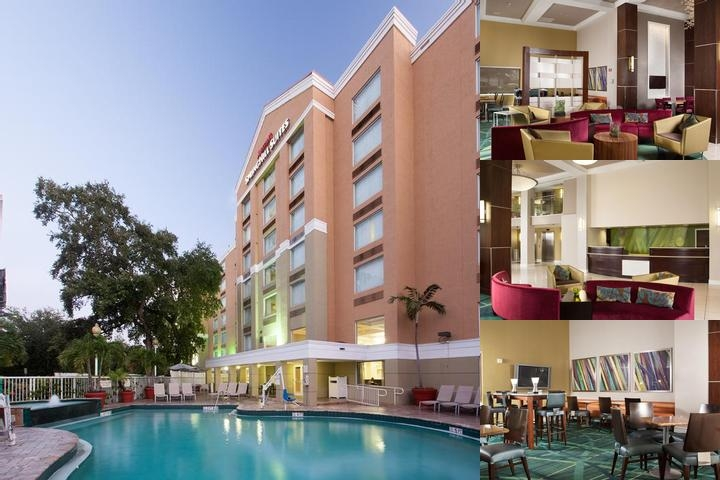 Springhill Suites Dania Beach photo collage