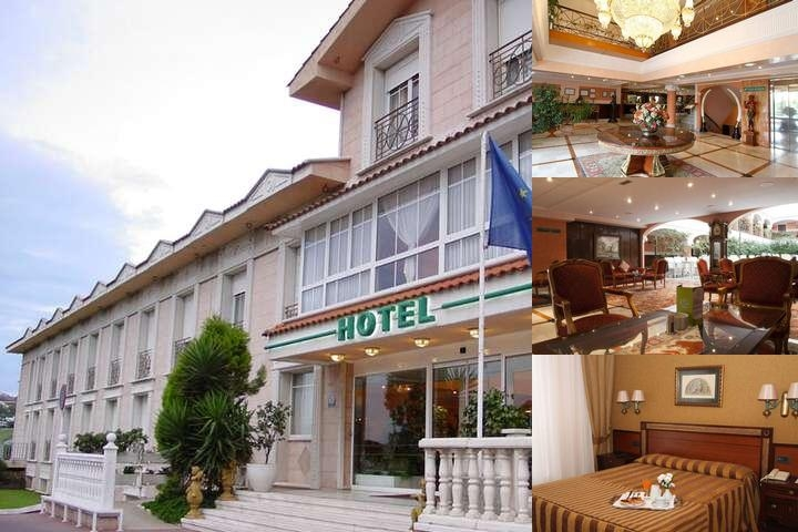 Hotel Begoña Park photo collage
