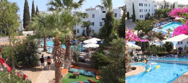 Bodrum Park Hotel photo collage