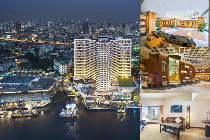 Royal Orchid Sheraton Hotel & Towers photo collage