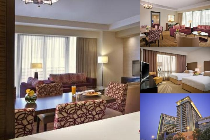 Al Ghurair Rayhaan by Rotana photo collage