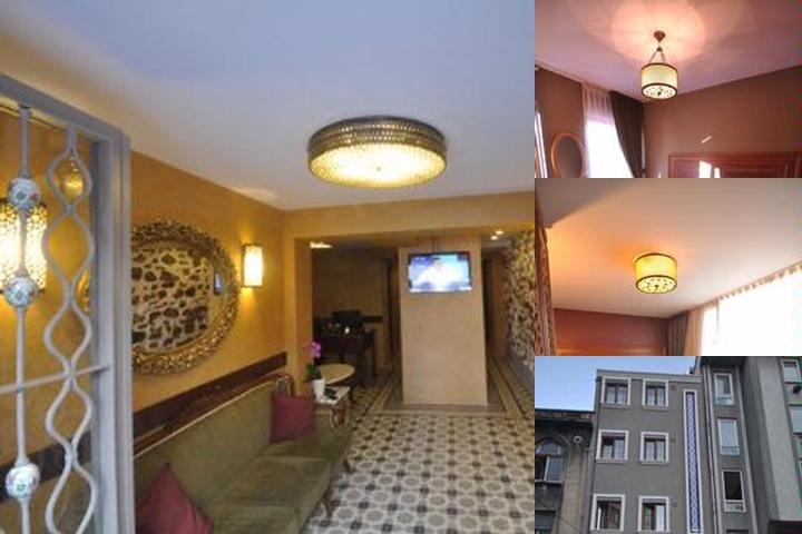 Merial Hotel Istanbul photo collage