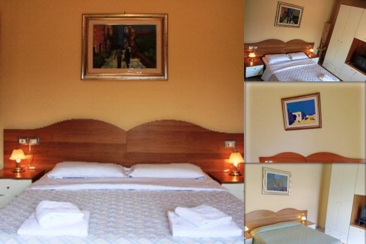 Sei a Roma Accommodation photo collage