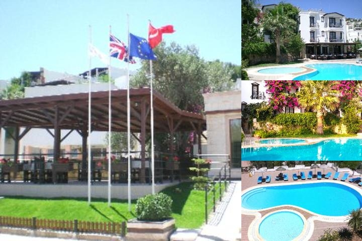 Sunny Garden Nilufer Hotel photo collage