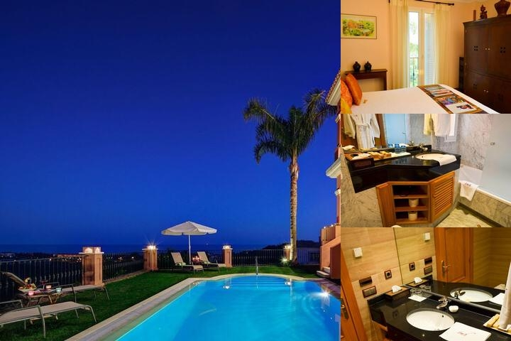 Marbella Heights photo collage