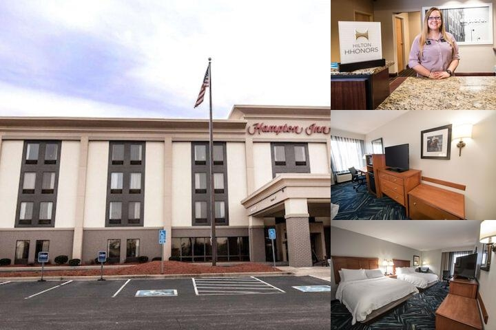 Hampton Inn Louisville North / Clarksville photo collage