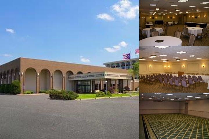 Ramada Elyria photo collage