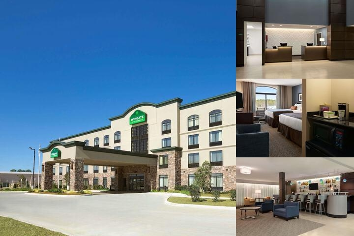 Wingate by Wyndham Slidell / New Orleans East Area photo collage