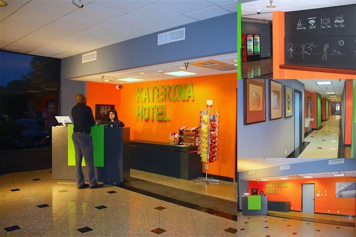 Eurotel Inn photo collage