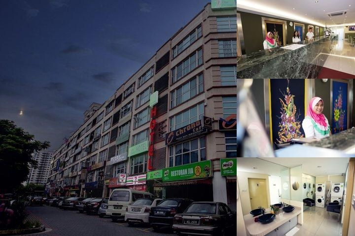 One Avenue Hotel photo collage